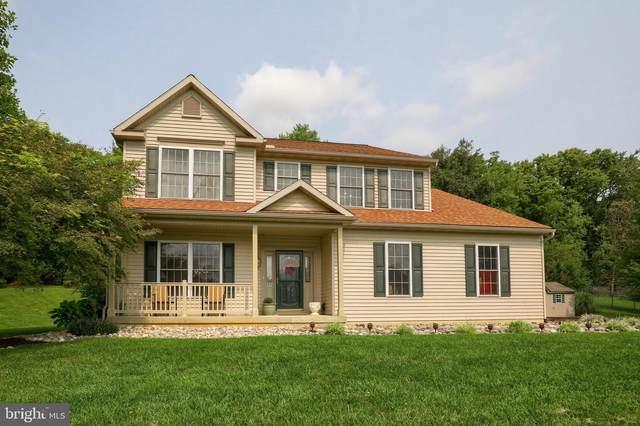 3331 Greenridge Drive, MOUNTVILLE, PA 17554 (#PALA169510) :: The Craig Hartranft Team, Berkshire Hathaway Homesale Realty