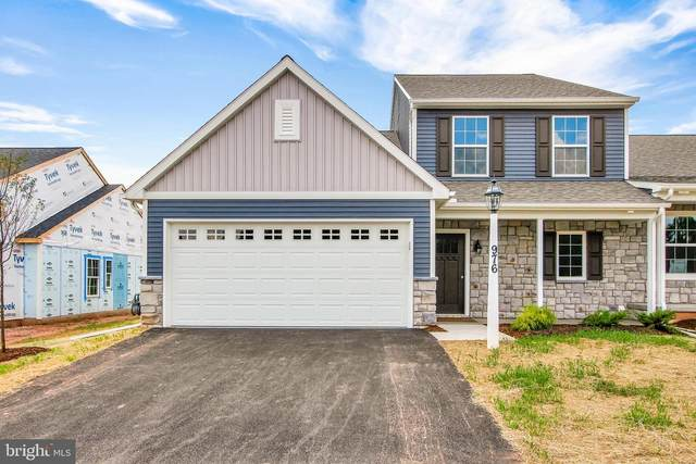 976 Shadowbrooke Drive #65, DOVER, PA 17315 (#PAYK144648) :: The Joy Daniels Real Estate Group