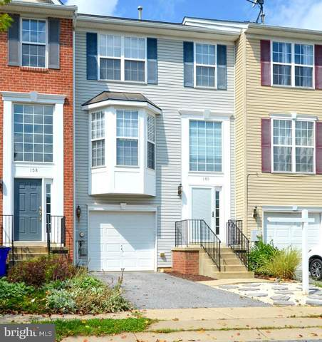 160 Fieldstone, FREDERICK, MD 21702 (#MDFR270232) :: The Redux Group