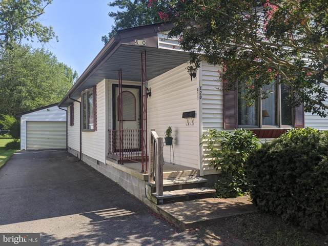 420 Glenburn Avenue, CAMBRIDGE, MD 21613 (#MDDO125996) :: John Lesniewski | RE/MAX United Real Estate