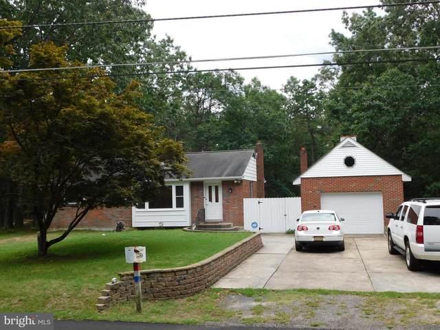 2342 Hanover Boulevard, BROWNS MILLS, NJ 08015 (#NJBL380884) :: Certificate Homes