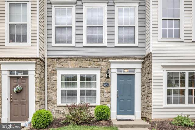 21763 Ascot Court, ASHBURN, VA 20147 (#VALO420416) :: The Putnam Group