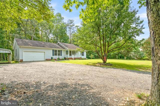 1101 Branch Road, RUTHER GLEN, VA 22546 (#VACV122752) :: Debbie Dogrul Associates - Long and Foster Real Estate