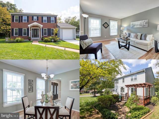 9501 Tregaron Place, BURKE, VA 22015 (#VAFX1152608) :: SP Home Team