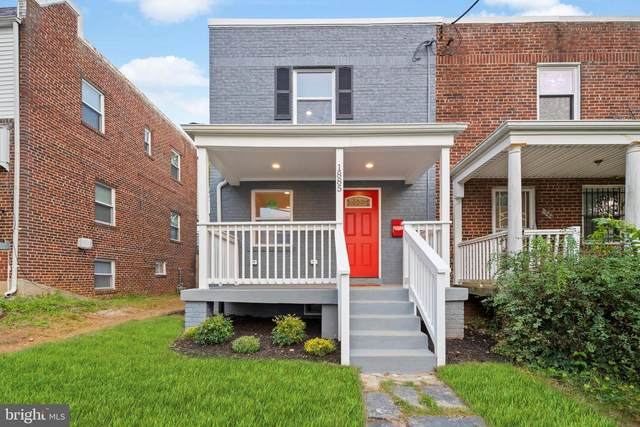 1885 Alabama Avenue SE, WASHINGTON, DC 20020 (#DCDC484938) :: Jennifer Mack Properties