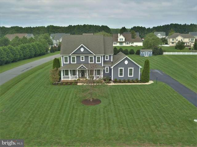 13460 Rustling Oaks Drive, WYE MILLS, MD 21679 (#MDTA139120) :: RE/MAX Coast and Country