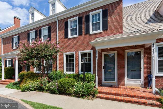 4603 36TH Street S, ARLINGTON, VA 22206 (#VAAR168944) :: The Riffle Group of Keller Williams Select Realtors