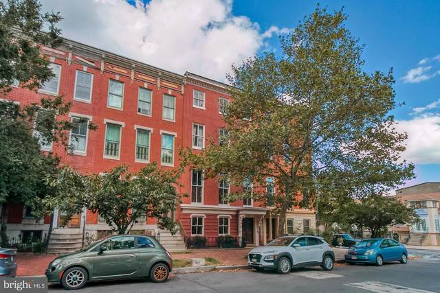 1502 Hollins Street, BALTIMORE, MD 21223 (#MDBA522872) :: The Redux Group