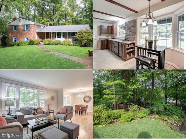 4832 Red Fox Drive, ANNANDALE, VA 22003 (#VAFX1152624) :: AJ Team Realty