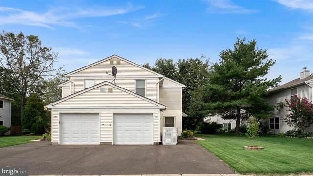 160 Wyndmoor Drive, HIGHTSTOWN, NJ 08520 (MLS #NJME301390) :: Kiliszek Real Estate Experts