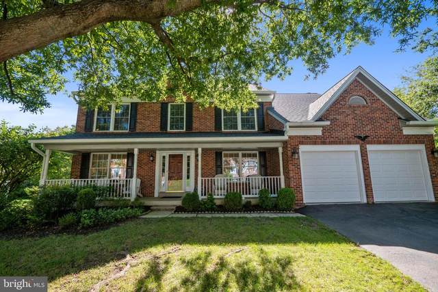 9007 Shadybrook Drive, FREDERICK, MD 21701 (#MDFR270268) :: The Licata Group/Keller Williams Realty