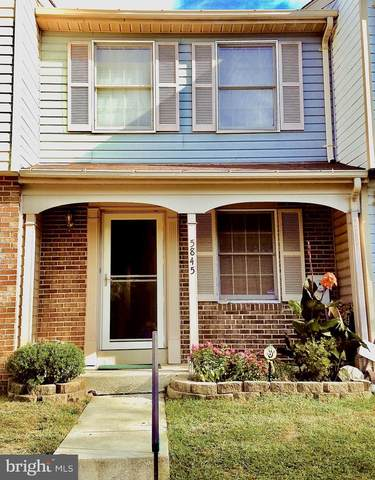5845 Rowanberry Drive 3C, ELKRIDGE, MD 21075 (#MDHW284724) :: Ultimate Selling Team