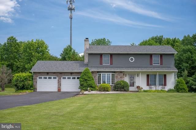 3470 Bursonville Road, RIEGELSVILLE, PA 18077 (#PABU506020) :: Bob Lucido Team of Keller Williams Integrity