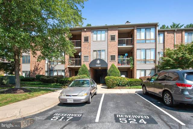 13207 Chalet Place 5-101, GERMANTOWN, MD 20874 (#MDMC724012) :: The Riffle Group of Keller Williams Select Realtors
