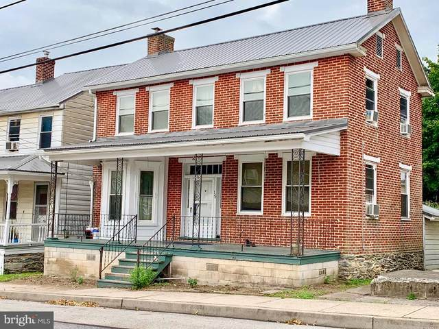 128 N. Main Street, BENDERSVILLE, PA 17306 (#PAAD113062) :: TeamPete Realty Services, Inc