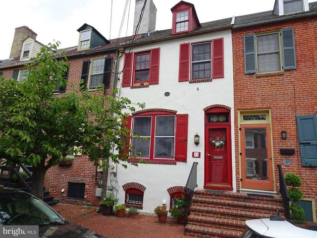 46 W 4TH Street, NEW CASTLE, DE 19720 (#DENC508380) :: RE/MAX Coast and Country