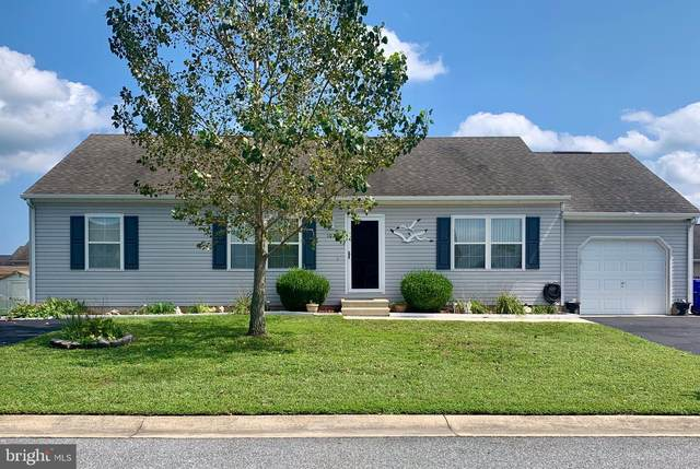 107 N Spinnaker Lane, MILTON, DE 19968 (#DESU168302) :: Pearson Smith Realty