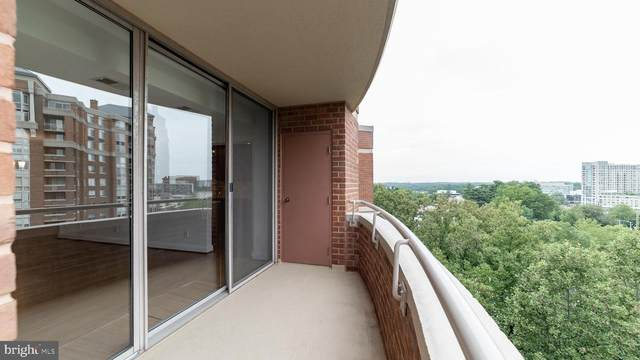5802 Nicholson Lane 2-1201, ROCKVILLE, MD 20852 (#MDMC724028) :: Crossman & Co. Real Estate