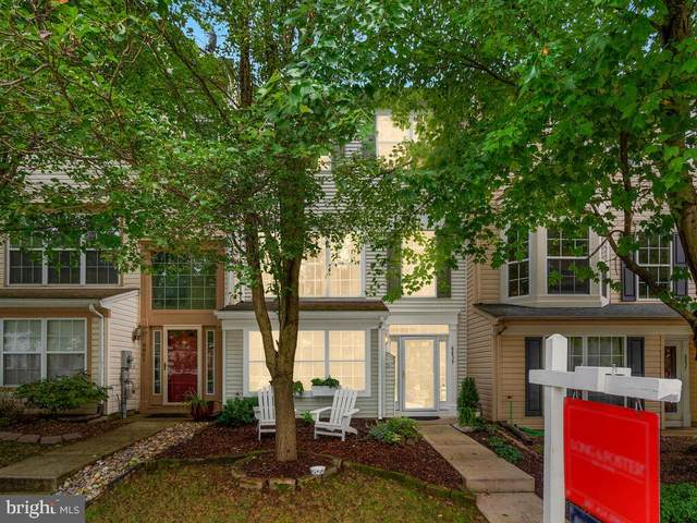 8859 Briarcliff Lane, FREDERICK, MD 21701 (#MDFR270280) :: The Licata Group/Keller Williams Realty