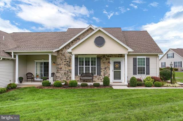 62 Dolomite Drive 18D, YORK, PA 17408 (#PAYK144702) :: The Jim Powers Team