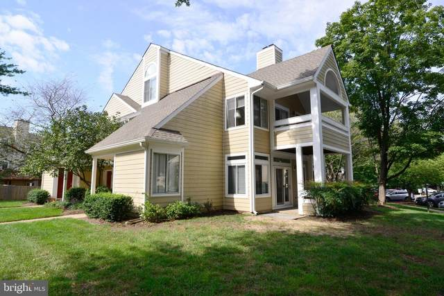 12333 Strong Court #575, FAIRFAX, VA 22033 (#VAFX1152734) :: Debbie Dogrul Associates - Long and Foster Real Estate