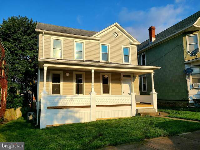 109 Race Street, CUMBERLAND, MD 21502 (#MDAL135126) :: AJ Team Realty