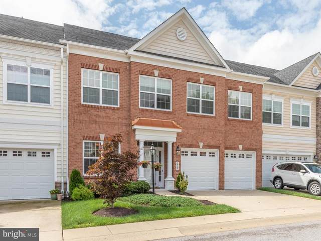 8725 Sage Brush Way #61, COLUMBIA, MD 21045 (#MDHW284748) :: Crossman & Co. Real Estate