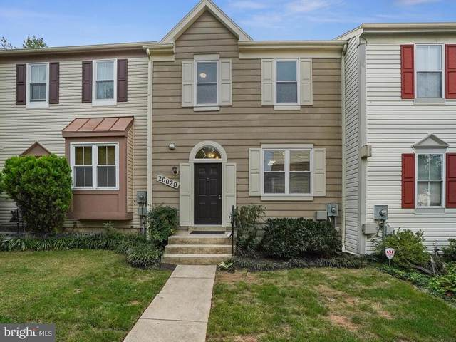 20020 Lake Park Drive #124, GERMANTOWN, MD 20874 (#MDMC724088) :: Jennifer Mack Properties