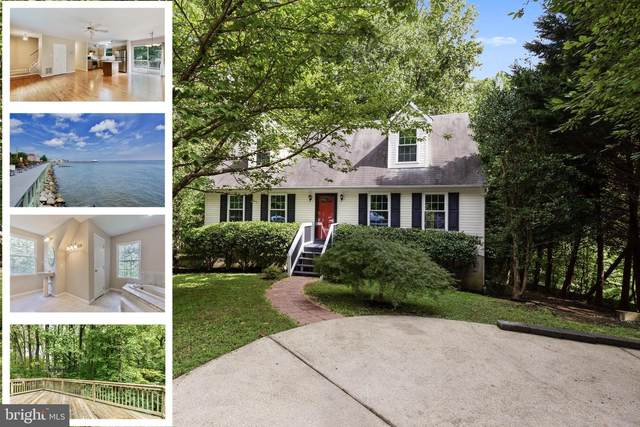 2804 Kilt Court, CHESAPEAKE BEACH, MD 20732 (#MDCA178442) :: Pearson Smith Realty