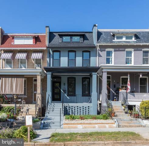 20 Bryant Street NE, WASHINGTON, DC 20002 (#DCDC485090) :: Pearson Smith Realty