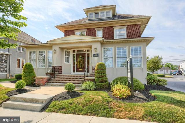 326 W Chocolate Avenue, HERSHEY, PA 17033 (#PADA125384) :: The Joy Daniels Real Estate Group