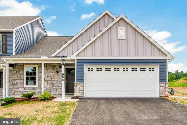 982 Shadowbrooke Drive #66, DOVER, PA 17315 (#PAYK144740) :: The Joy Daniels Real Estate Group