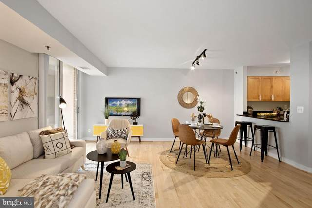 7500 Woodmont Avenue S711, BETHESDA, MD 20814 (#MDMC724118) :: Crossman & Co. Real Estate
