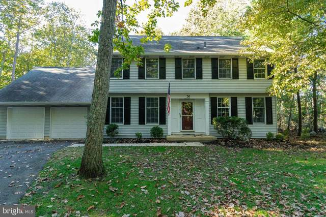 30 Tall Pine Court, MEDFORD, NJ 08055 (#NJBL380968) :: Blackwell Real Estate