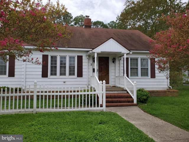 3 Hall Highway, CRISFIELD, MD 21817 (#MDSO103876) :: The Licata Group/Keller Williams Realty