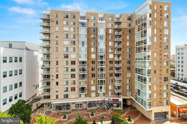 930 Wayne Avenue #707, SILVER SPRING, MD 20910 (#MDMC724128) :: Ultimate Selling Team
