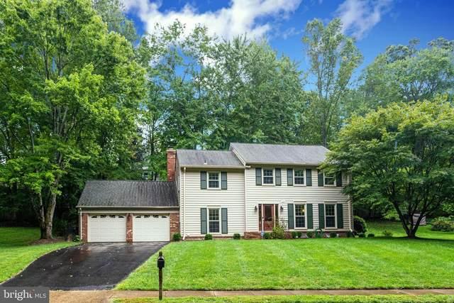 1429 Laurel Hill Road, VIENNA, VA 22182 (#VAFX1152830) :: Debbie Dogrul Associates - Long and Foster Real Estate
