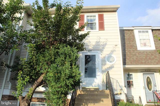 4125 Weeping Willow Court 142B, CHANTILLY, VA 20151 (#VAFX1152836) :: Jennifer Mack Properties