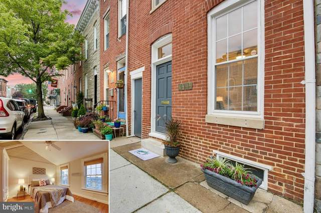 1444 Riverside Avenue, BALTIMORE, MD 21230 (#MDBA522988) :: The Putnam Group