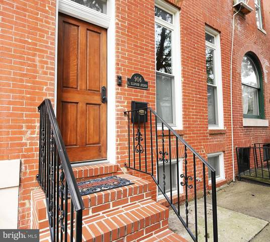 906 S Ellwood Avenue, BALTIMORE, MD 21224 (#MDBA523014) :: SURE Sales Group