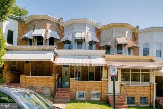2804 Clifton Park Terrace, BALTIMORE, MD 21213 (#MDBA523034) :: The MD Home Team