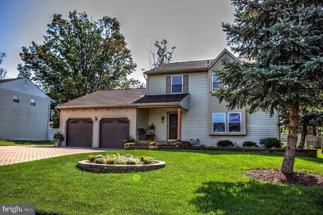76 Misty Morn Lane, EWING, NJ 08638 (#NJME301438) :: Holloway Real Estate Group