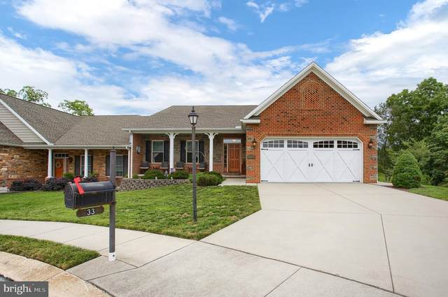 33 Digges Court, LITTLESTOWN, PA 17340 (#PAAD113072) :: The Jim Powers Team