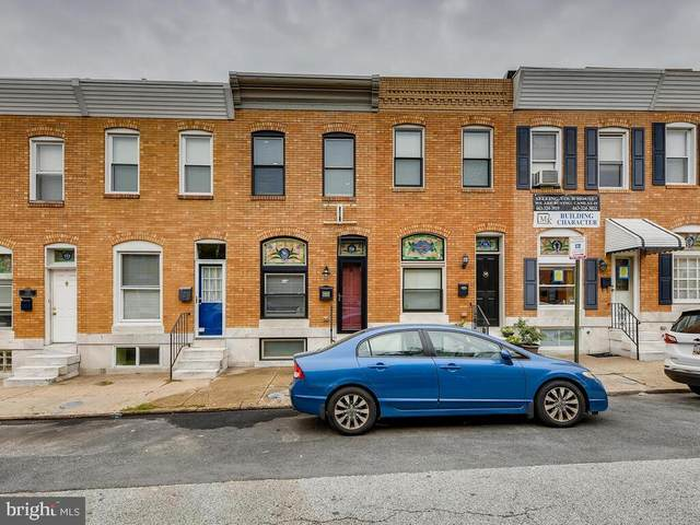 718 S Curley Street, BALTIMORE, MD 21224 (#MDBA523042) :: Ultimate Selling Team
