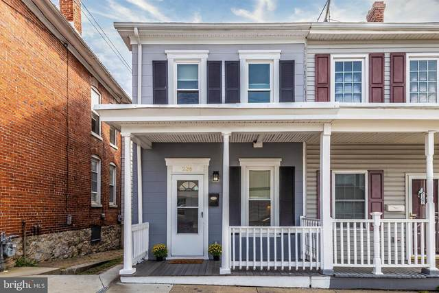 236 Frederick Street, HAGERSTOWN, MD 21740 (#MDWA174440) :: The Redux Group