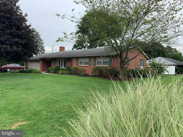 205 Hostetter Avenue, SHIPPENSBURG, PA 17257 (#PAFL175046) :: Network Realty Group