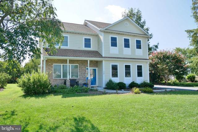 720 Hickman Drive, OCEAN VIEW, DE 19970 (#DESU168380) :: Ramus Realty Group