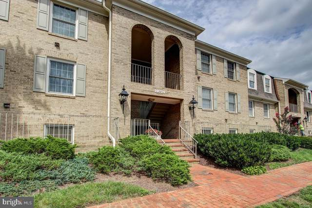 10714 Kings Riding Way T1-21, ROCKVILLE, MD 20852 (#MDMC724204) :: SP Home Team