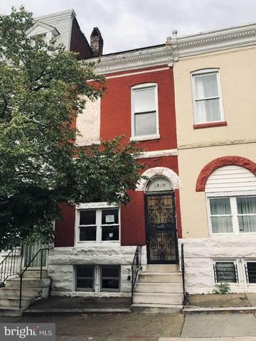1810 Rutland Avenue, BALTIMORE, MD 21213 (#MDBA523076) :: The MD Home Team