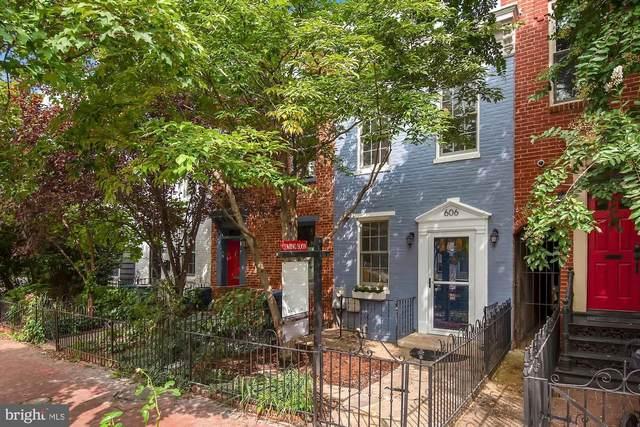606 Independence Avenue SE, WASHINGTON, DC 20003 (#DCDC485218) :: Jennifer Mack Properties